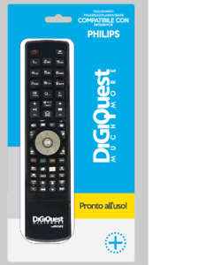 Telecomando Compatibile TV Philips